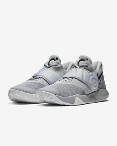 blanco Zapatillas gris Kd baloncesto negro Vi Aa7067 5 003 de Nike Trey Wolf fqfzZw