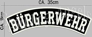 Burgerwehr-Ruckenpatch-Aufnaher-35x11cm