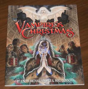 THE-VAMPIRE-039-S-CHRISTMAS-di-Joseph-Michael-Linsner-e-Dubisch-COME-NUOVO-vedi-foto