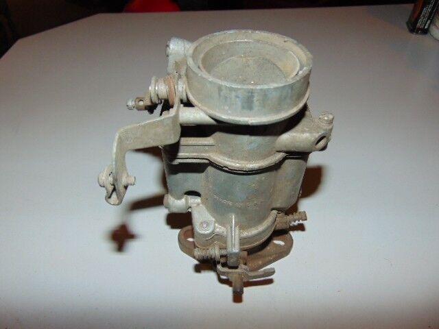 * Vintage Marvel Schebler MOD 10-2802 Carburetor