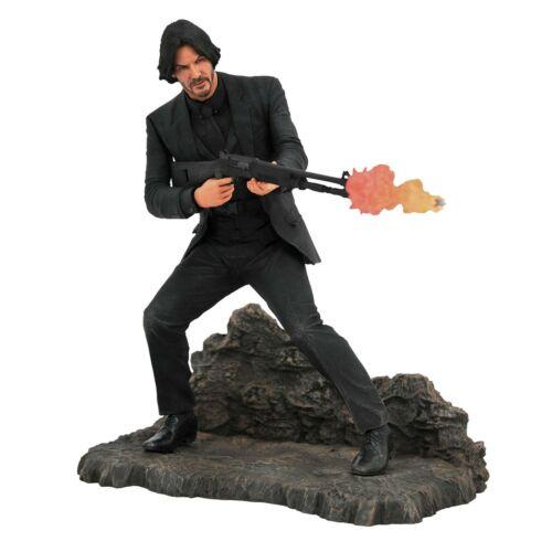 Diamond Select Toys John Wick Gallery catacombes PVC Statue