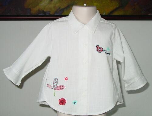 sz 2A or 4A NWT Catimini PALM BEACH Shirt