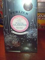 Perlier White Almond Moisturizing Bath Cream And Body Cream Gift Set