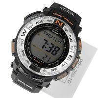 Casio Mens Shock Outdoor Solar Alt Bar Watch Temp Prg-260-1d Rrp£229