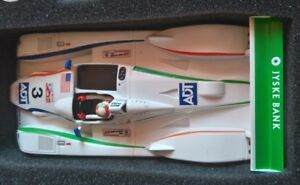 Scx Pro - 50260-audi R8 Le Mans 2005 Vainqueur (tom Kristensen) échelle 1:32 - Neuf-afficher Le Titre D'origine
