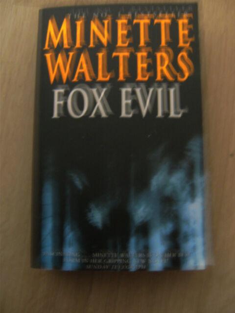 Fox Evil (Minette Walters)