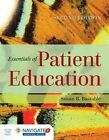 Essentials of Patient Education by Susan B. Bastable (Hardback, 2016)