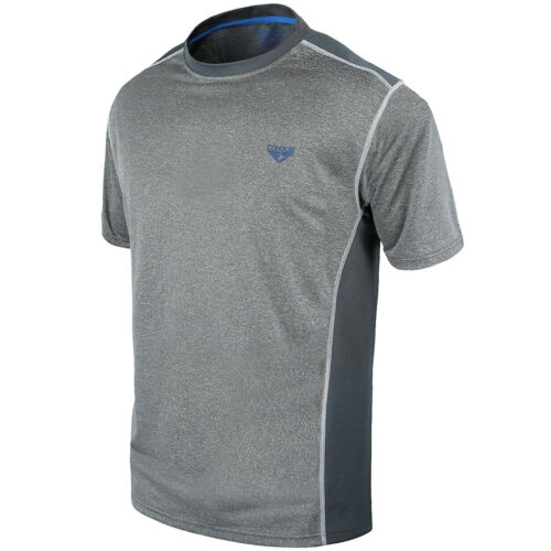 Condor Surge Performance T-Shirt Workout Running Sweat Lightweight Top Graphite