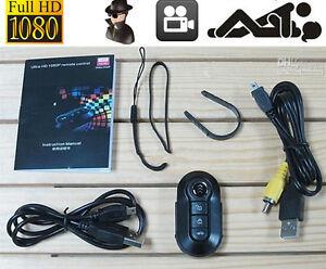 Digital HD 1080P Car Key Chain Video Camera Night Vision Motion Detection DVR