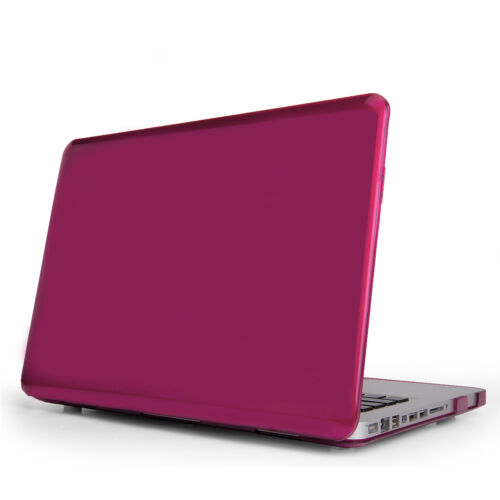"""Two Piece Hard Shell Shield Laptop Protector Case Cover For 13.3/"""" Macbook Pro US"""
