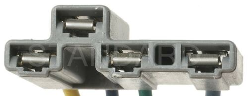 HVAC Blower Motor Resistor Connector Front Standard S-601