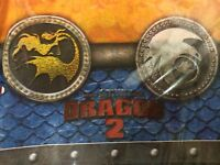 How To Train Your Dragon 2 Plastic Table Cover Birthday Party Supplies Cloth
