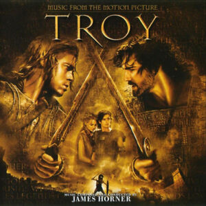 James-Horner-CD-Troy-Music-From-The-Motion-Picture-Europe-M-M