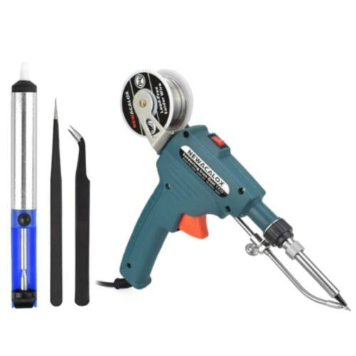 One-Hand Manual Soldering Gun Holder 60W 220V Electric Iron Soldering Home Tool