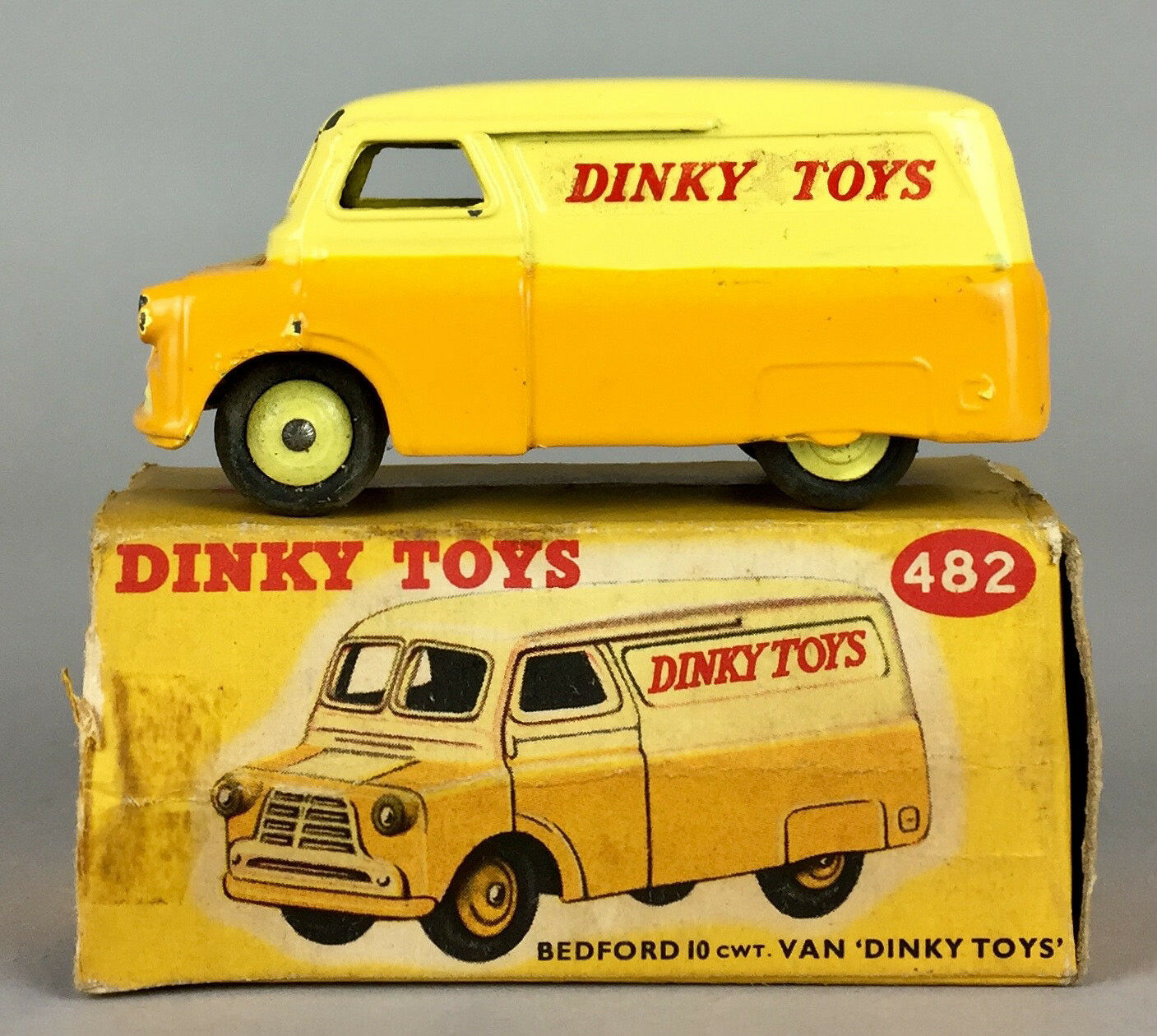Toys Modèle Dinky Tone 10cwt No 2 Collectionneurs Bedford Voiture XiZOPkTlwu