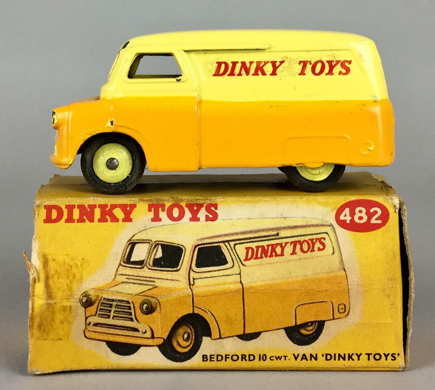 Toys 10cwt Modèle Collectionneurs Bedford Tone No Voiture 2 Dinky 5LS4c3ARqj