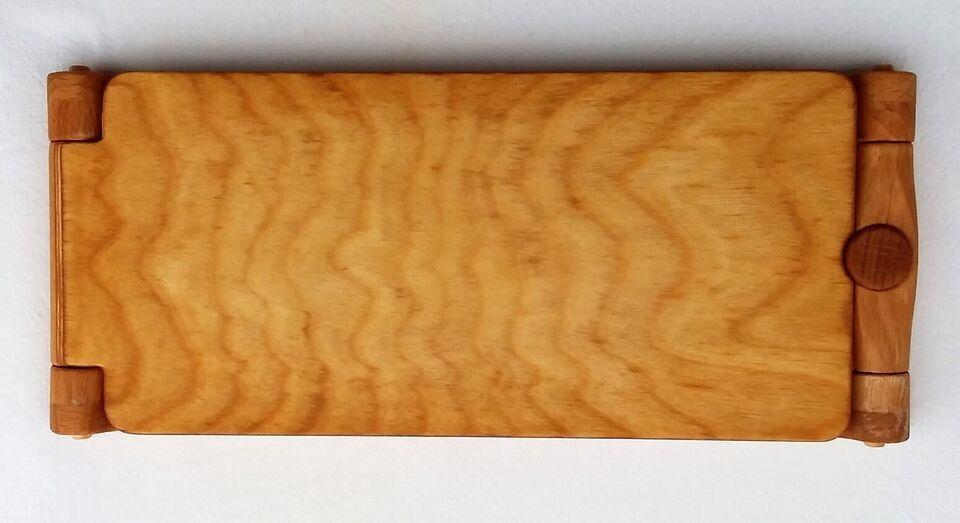 Etui Birketræ 16 Stockmar voksfarver Waldorf Skole