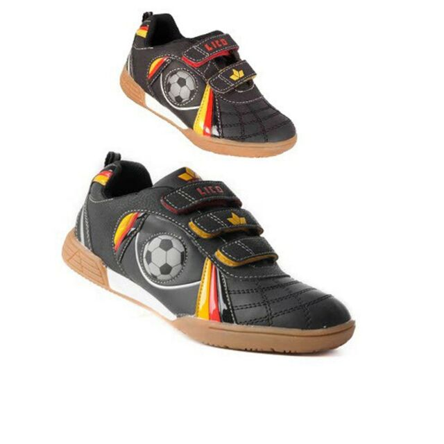 Lico Nikos V Kinder Hallenschuhe Fussball Schuhe Sneaker Sportschuhe Indoor 34
