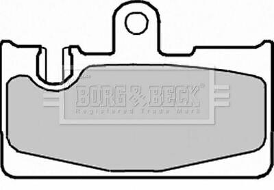FEBI Disc Brake Pad Set Rear Front For MAN NEOPLAN Lion S Coach L 81.50820.6065