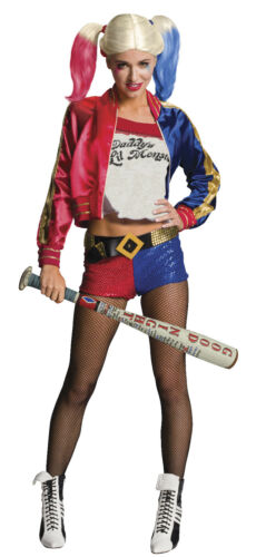 Suicide Squad Harley Quinn Inflatable Bat Costume Accessory Prop
