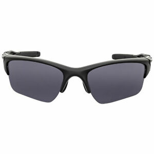 dba967adaa Authentic Oakley Half Jacket 2.0 XL Standard Issue Sunglasses Black   Grey