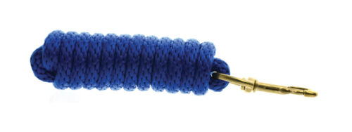 Hy Pro Lead Rope with Trigger Hook Various Colours 2.7M PR-2998