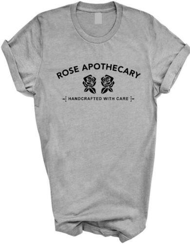 Rose Apothicaire T-shirt Tee schitt le Slogan transvaginales roses Adultes /& Enfants SM-XXXL