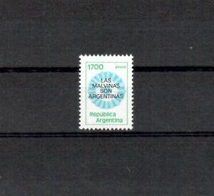 Argentine-malouines Michel Numéro 1556 Y Tamponné (europe: 5452)-afficher Le Titre D'origine Les Produits Sont Vendus Sans Limitations