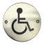 Disabled-Facility-symbol-Toilet-WC-Door-Sign-Round-3-034-St-Steel-with-fixings