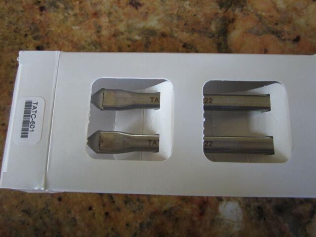 METCAL STTC-123 Replaceable Tip Cartridges Soldering NIB