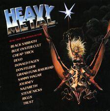 Heavy Metal by Original Soundtrack (CD, Mar-1995, Elektra (Label))