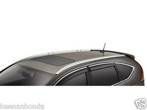 Genuine OEM Honda CR-V Roof Rails 2012 - 2016 CRV | eBay
