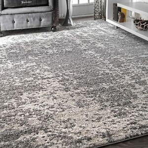 Nuloom Contemporary Modern Abstract Deedra Area Rug In