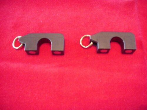 1 HOLDER GREAT NEW Tight Lines Magnetic Rod Guard Holder Keys ONE