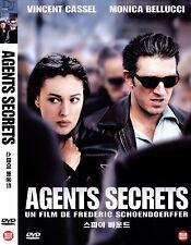 Monica Bellucci Collection 3 DVD -Agents Secrets, Malena, Irreversible