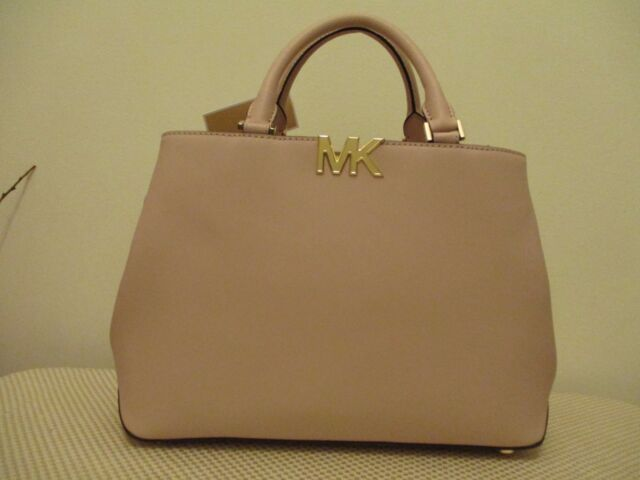 bf343aa16a19 Authentic Michael Kors Leather Florence Pink Ballet Large Satchel. +.  $159.00Brand New