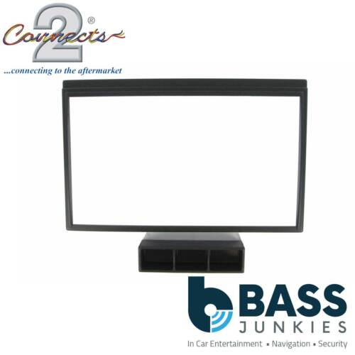 CT23NS08 Fits Nissan Micra 2003-11 Car Stereo Double Din Fascia Plate Panel Kit