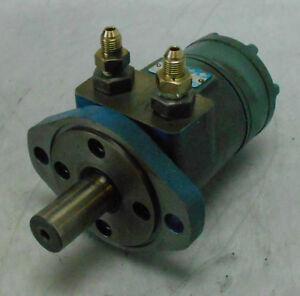 Sumitomo Eaton Hydraulic Orbit Motor H 200aa2 G Used