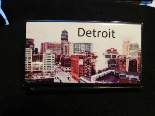 Detroit Elongated Pressed Penny Souvenir Album Book