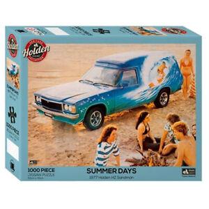 Holden Summer Days 1000 Piece Jigsaw Puzzle