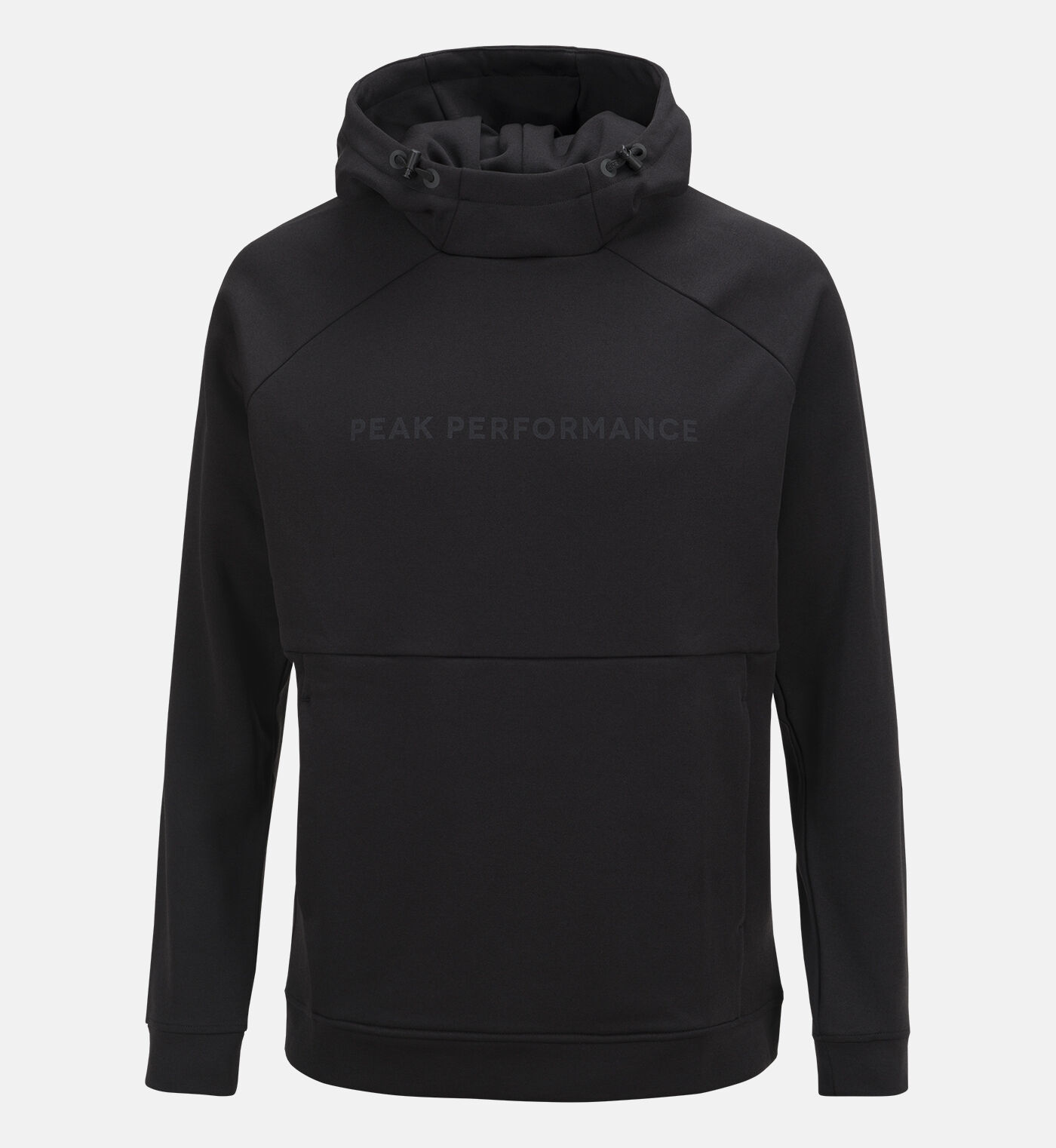 Peak Performance Pulse con capucha Hoodie herbstiwinter 2017 2018 en negro