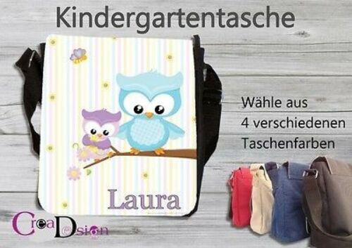 Kindergartentasche Kindergarten Tasche Name Kindergartenrucksack persönlich