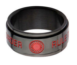 Star-Wars-VII-The-Force-Awakens-First-Order-Spinner-Stainless-Steel-Ring