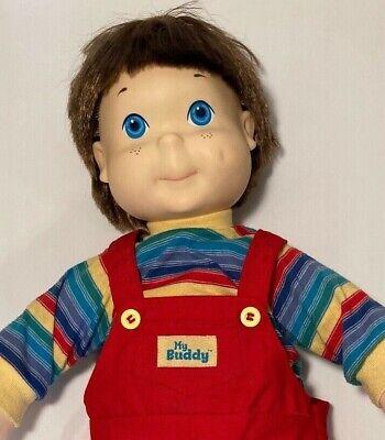 Vintage 1985 My Buddy Doll By Hasbro 23 Tall Ebay