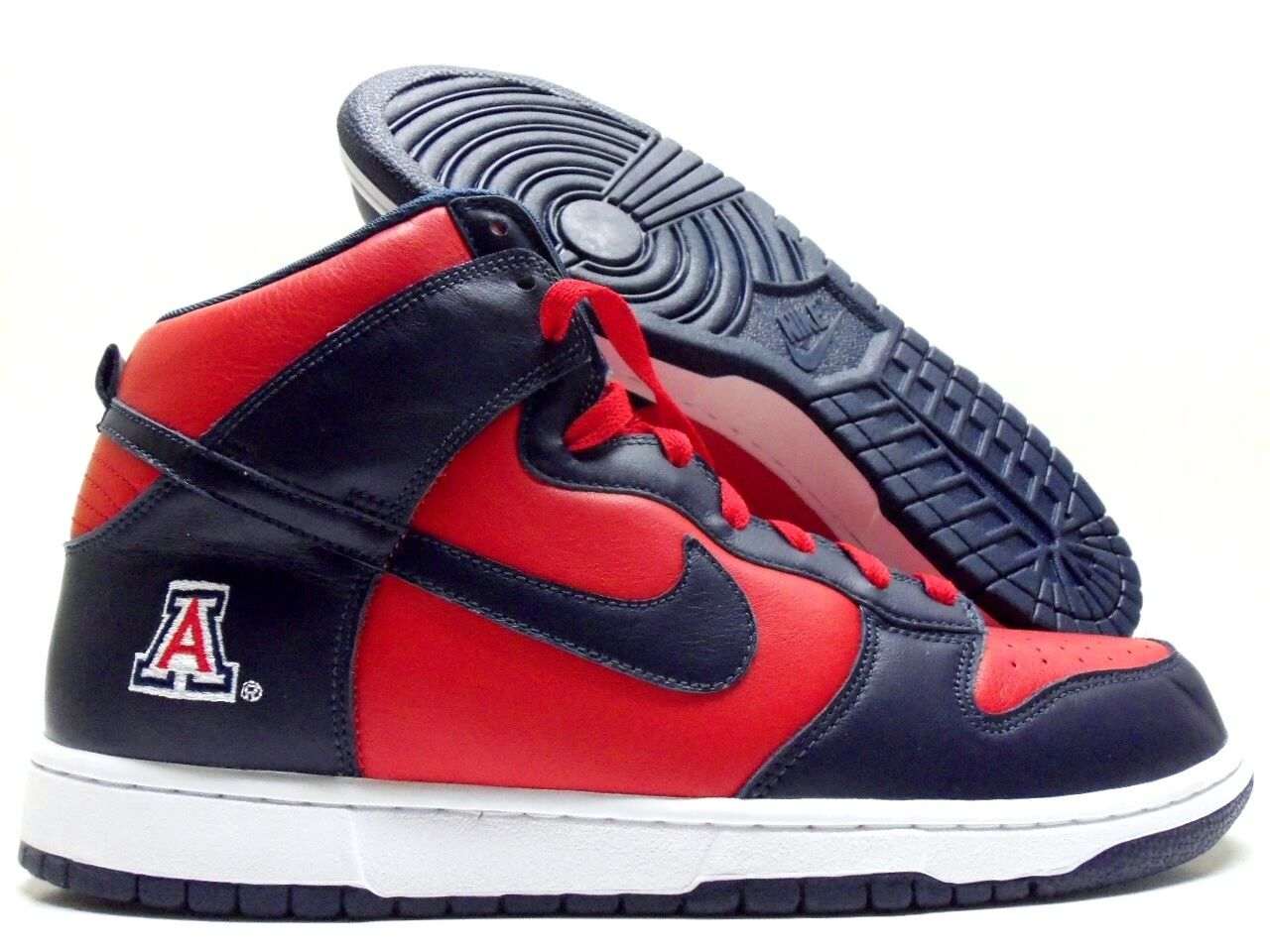 NIKE DUNK HIGH ID SPORT RED/MIDNIGHT NAVY-WHITE SIZE MEN'S 12 Price reduction Cheap women's shoes women's shoes