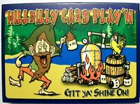 Hillbilly Playing Cards