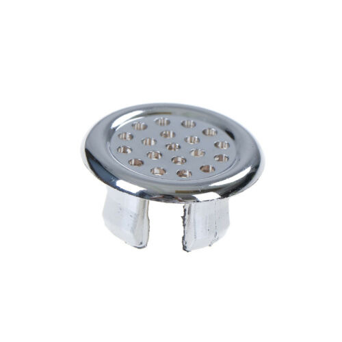 3PCS Round Ring Overflow Cover Plug Sink Filter Bathroom Basin Sink Drain PNWCA