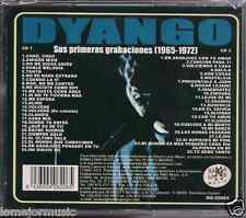 RARE 70s 60'S 2CDs+booklet DYANGO en aranjuez con amor CHAO el ultimo vals ALINE