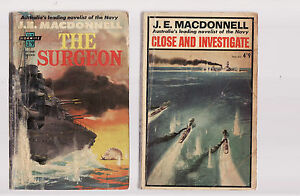 J-E-MACDONNELL-CLOSE-amp-INVESTIGATE-THE-SURGEON-two-titles-pulp-fiction