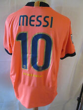 Barcelona Messi 10 2009-2010 Away Football Shirt Size Large /34336 We are One